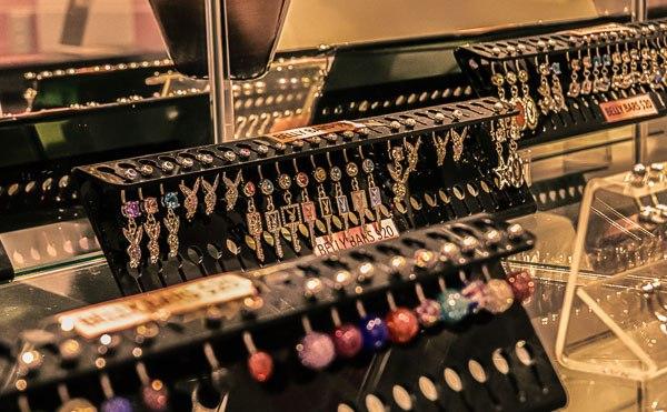 Belly Jewellery